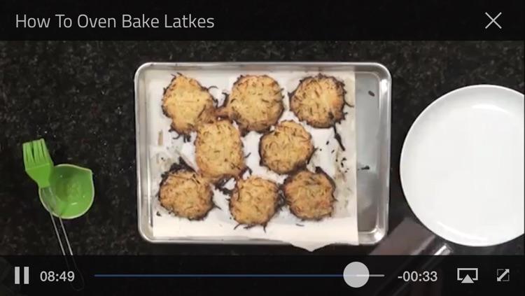 Kosher recipes by ifood.tv screenshot-4