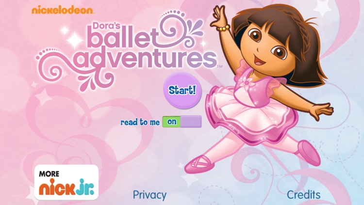 Dora's Ballet Adventure screenshot-4