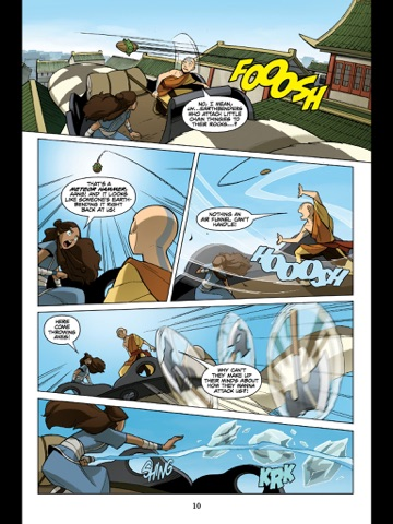 Avatar The Last Airbender The Promise Part 3 By Gene Luen Yang