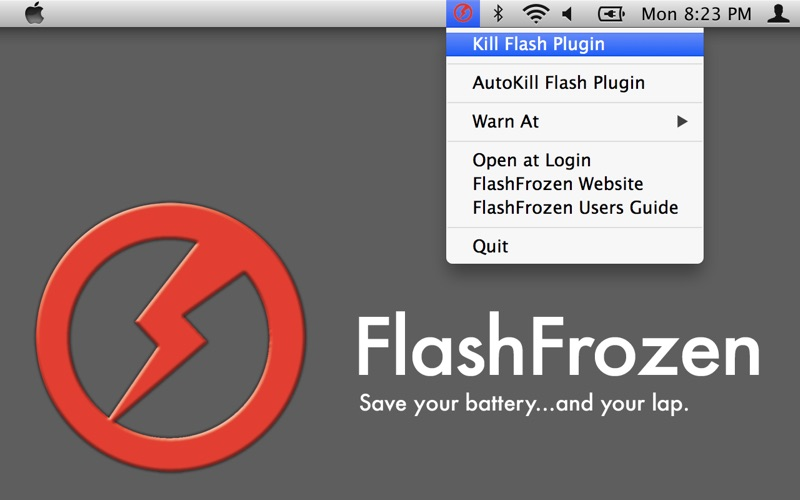 FlashFrozen