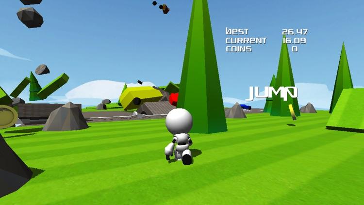 Super Robo Runner screenshot-4