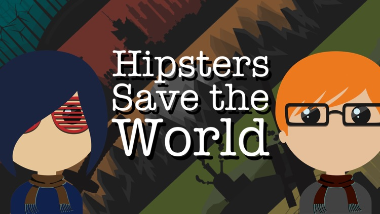 Hipsters Save The World
