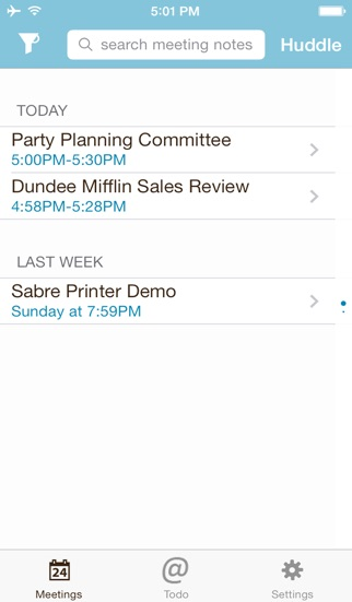top 20 meeting minutes apps for iphone ipad