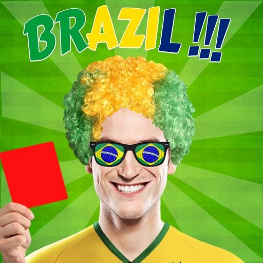 Selfie - Brazil fan edition