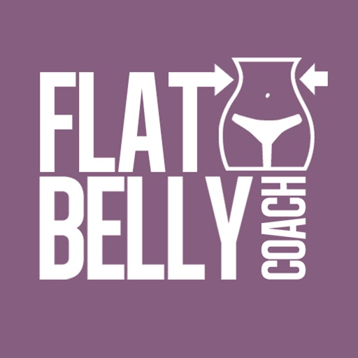 Flat Belly Diet Coach - Healthy Weight Loss Plan with Recipes