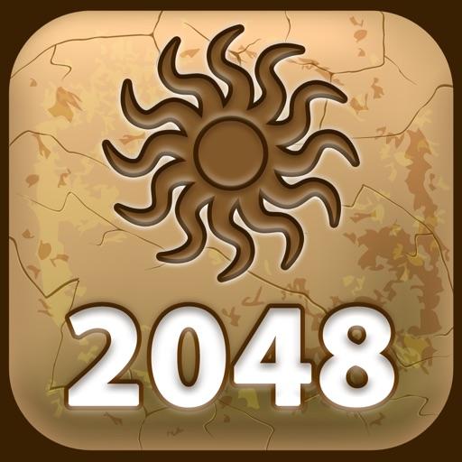 2048 Aztec Rune Stones Pro