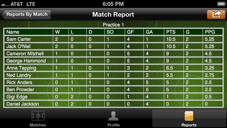 SSG-SoccerPro screenshot-4