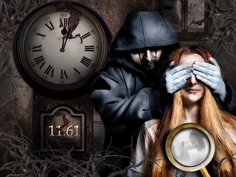 Abandoned Secret Of 1161 - hidden objects puzzle game