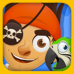 1000 Pirates - Dress Up and Stickers for Kids