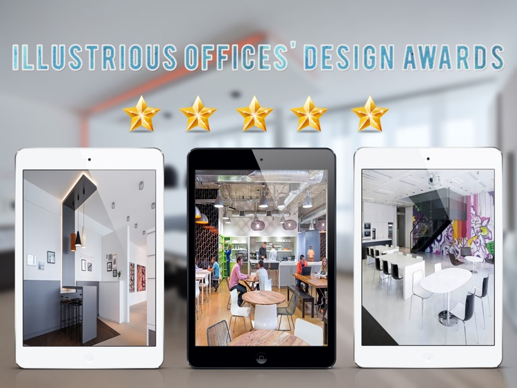 Office Design Ideas 2017 for iPad screenshot-1