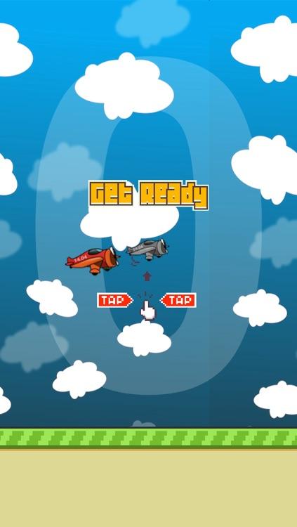 Flappy Plane : Zig Zag