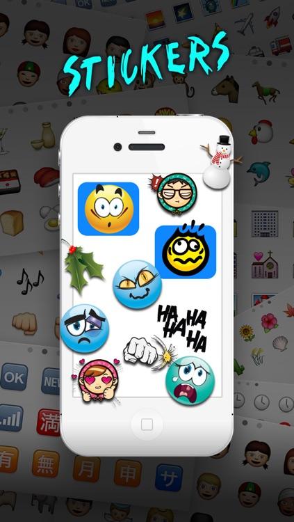 Emoji Keyboard Plus free