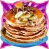 Pancake Maker Bakery game - Making, Baking & Stacking of pancake tower