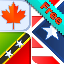 Guess The Country 1 Pic 1 Word - Fun English Learning And Picture Quiz Guessing Game For Kids FREE