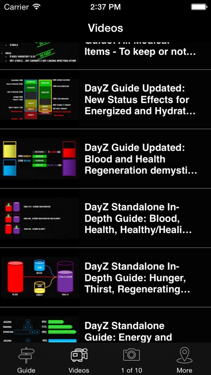 Maps and Guide for DayZ Standalone screenshot-3