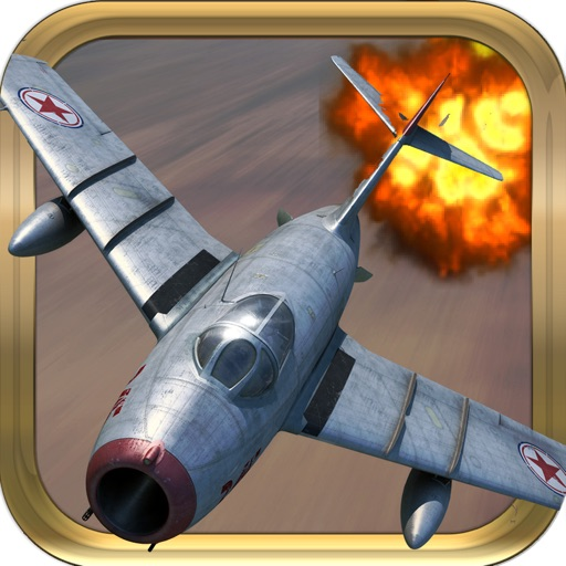 Air Combat Rivals In War - Jet Fighter War Game icon