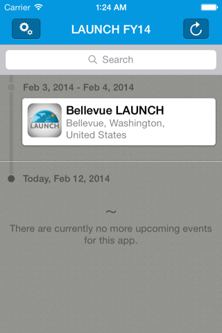 LAUNCH FY14 screenshot 2