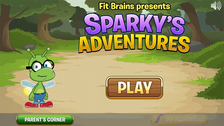 Fit Brains for Kids: Sparky's Adventures