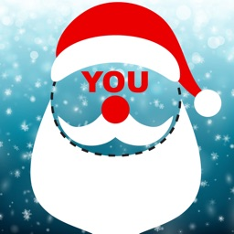 Talking Santa Face Cam Free