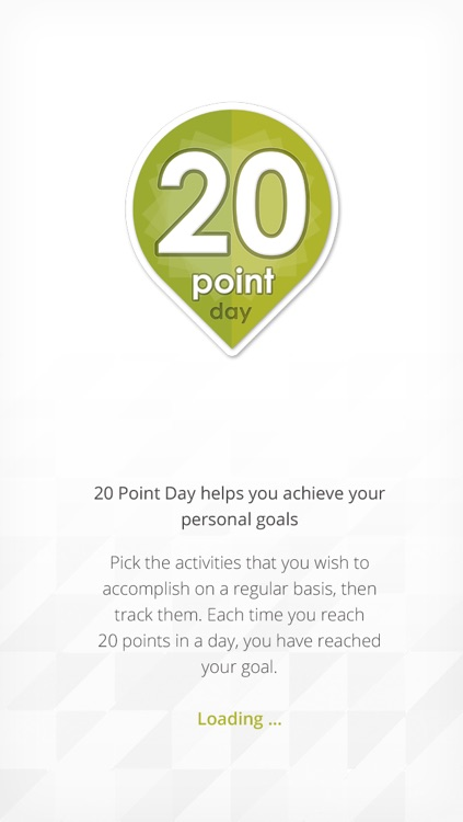 20 Point Day
