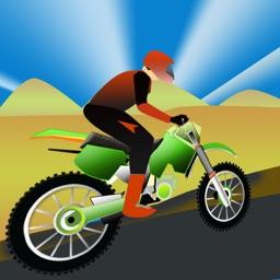 Bike Race of Retro Riders: Free Stunt Racing Game