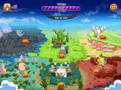 Rockstars of Ooo tablet App screenshot 2