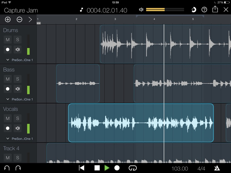 PreSonus Capture screenshot-4