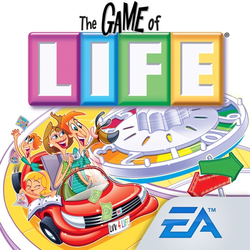 THE GAME OF LIFE™ for iPad icon