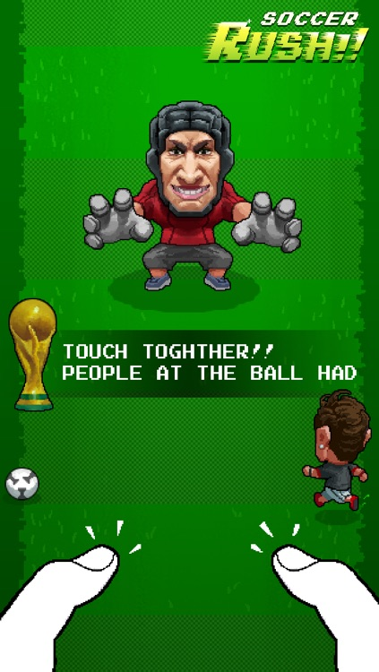 Soccer Rush! screenshot-3