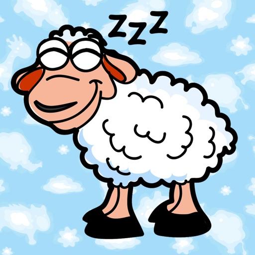 Подсчет овец для того, чтобы спать спокойно: игра Спать для детей