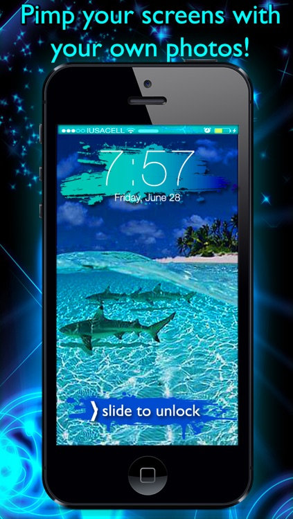 Xdox Gold : Pro Docks and Locks : lock & home screen overlay designer screenshot-4