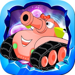 Hurricane Tanks-A puzzle funny game