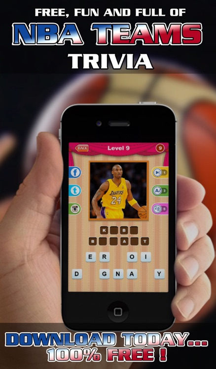 Allo! Guess the Basketball Star - NBA Player edition Photo Pic Trivia screenshot-4