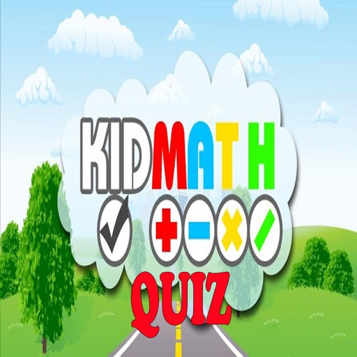 Math Arithmetic Games.Playing math games with addition,subtraction,multiplication and division icon