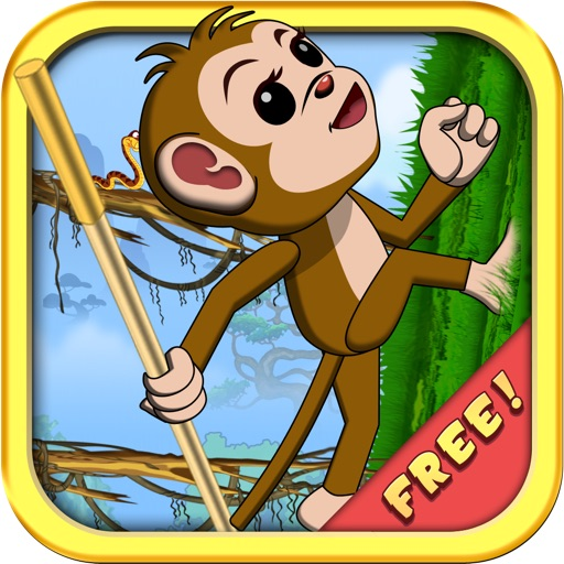 My Baby Monkey Jump icon