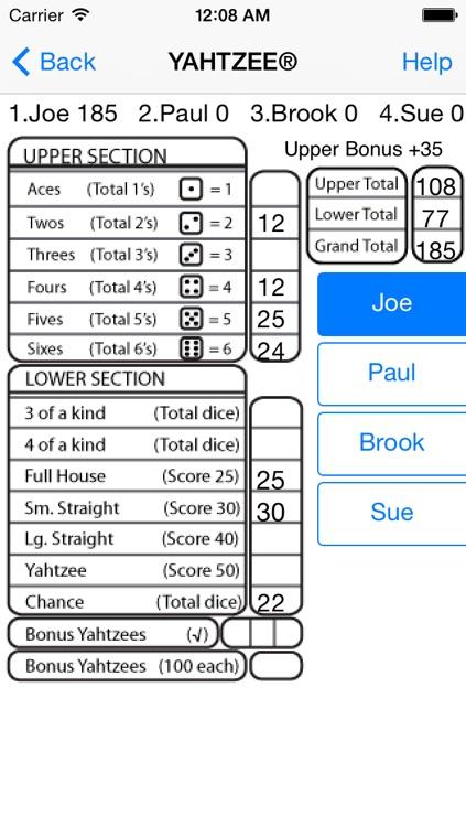 Scorecard Pro screenshot-3