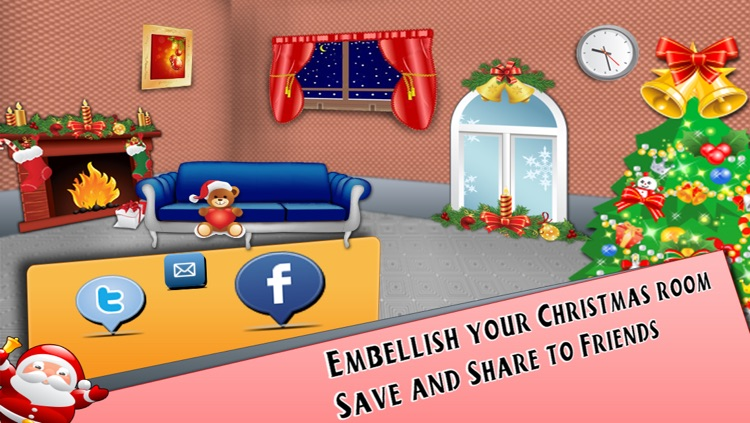 Christmas Room Decoration screenshot-4