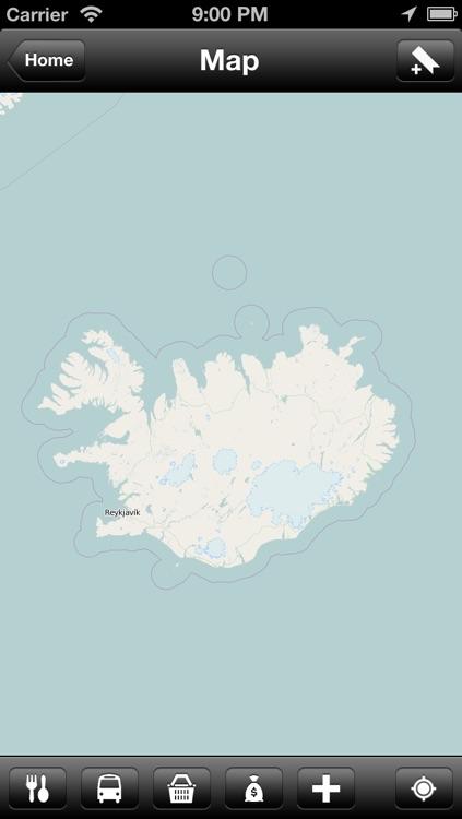 Offline Iceland Map - World Offline Maps