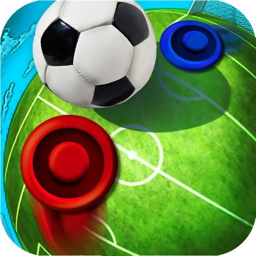 Soccer Airhockey