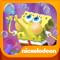 App Icon for SpongeBob Bubble Party App in Indonesia IOS App Store