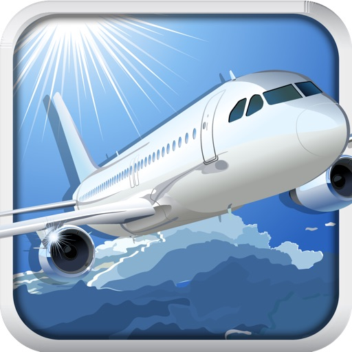 Amazing Airplane Emergency icon