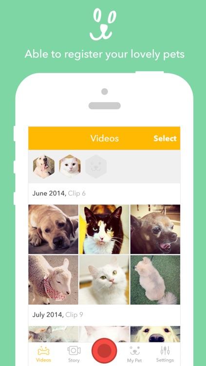 PetStory (Pet video recording)