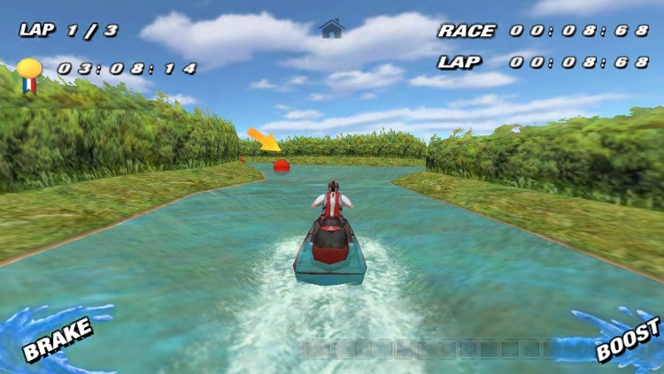 Aqua Moto Racing screenshot-3
