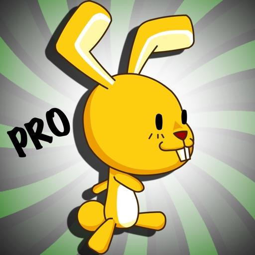 Space Bunny Battle - No Gravity Jungle Jump Pro