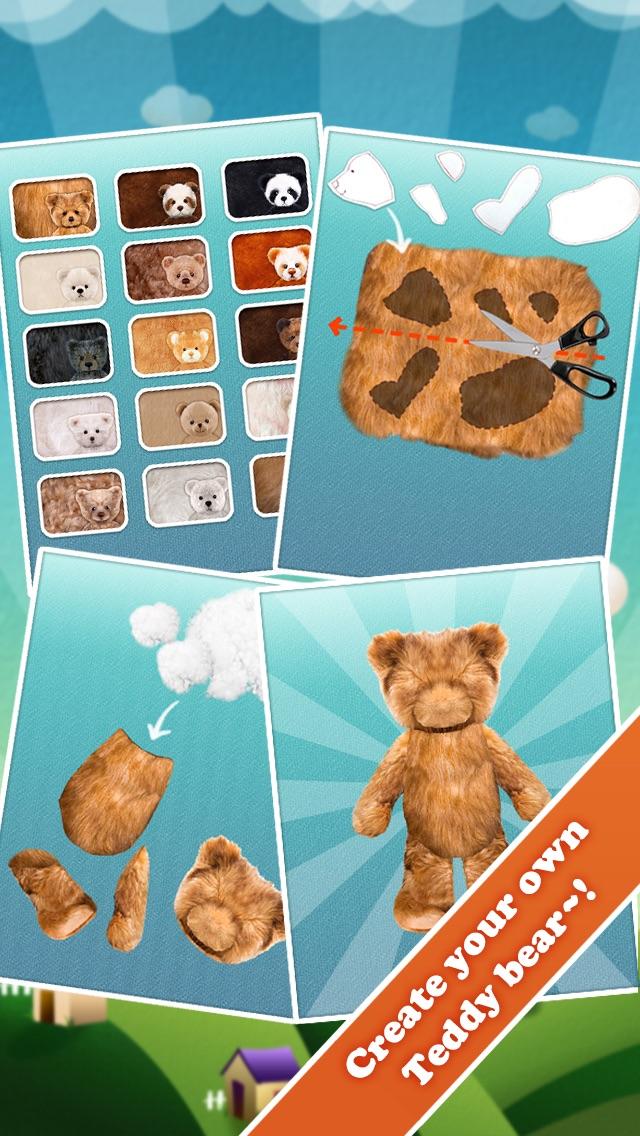 Teddy Bear Maker Cheat Codes