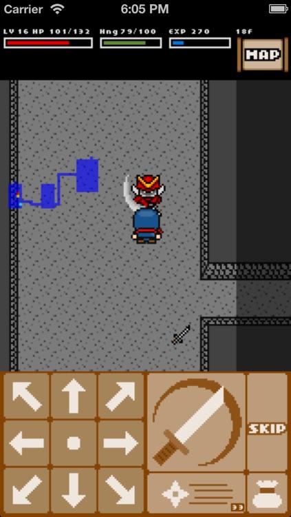 Rogue Ninja - Roguelike RPG screenshot-3