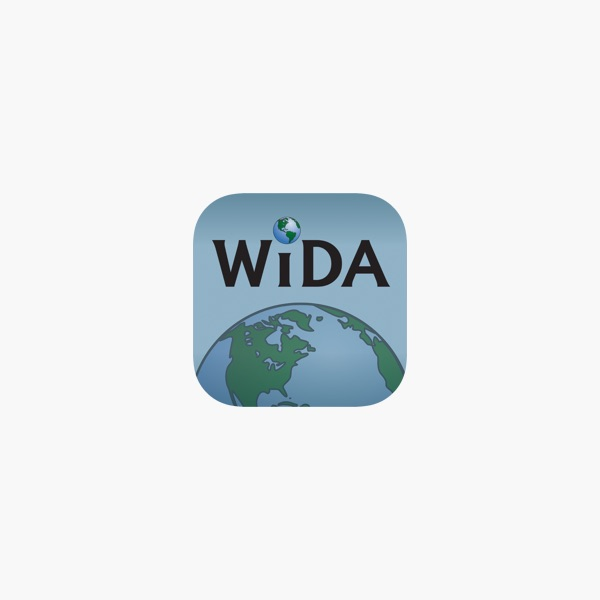 Image result for wida logo app