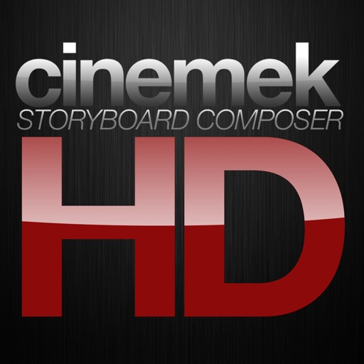 Cinemek Storyboard Composer HD