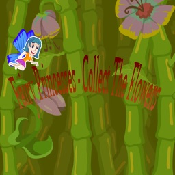 Fairy Princesses - Collect The Flowers