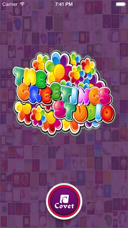 The Greetings Studio- Creative Greeting Cards Making App